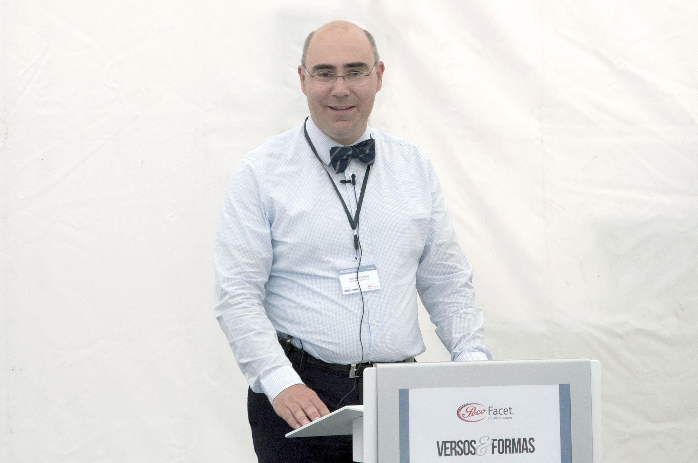 Cándido Cancelo, Director General de PECOFacet Ibérica
